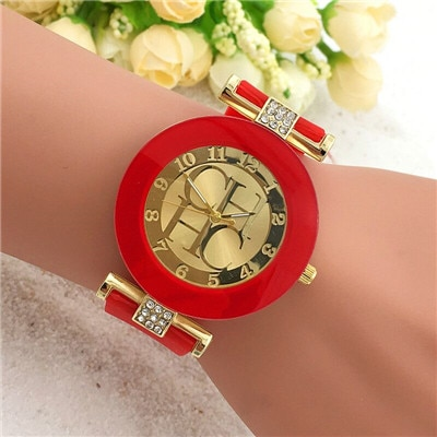 New Simple Leather Casual Quartz Watch