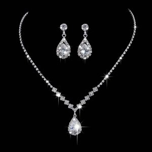 Luxury Ladies Jewelry Set